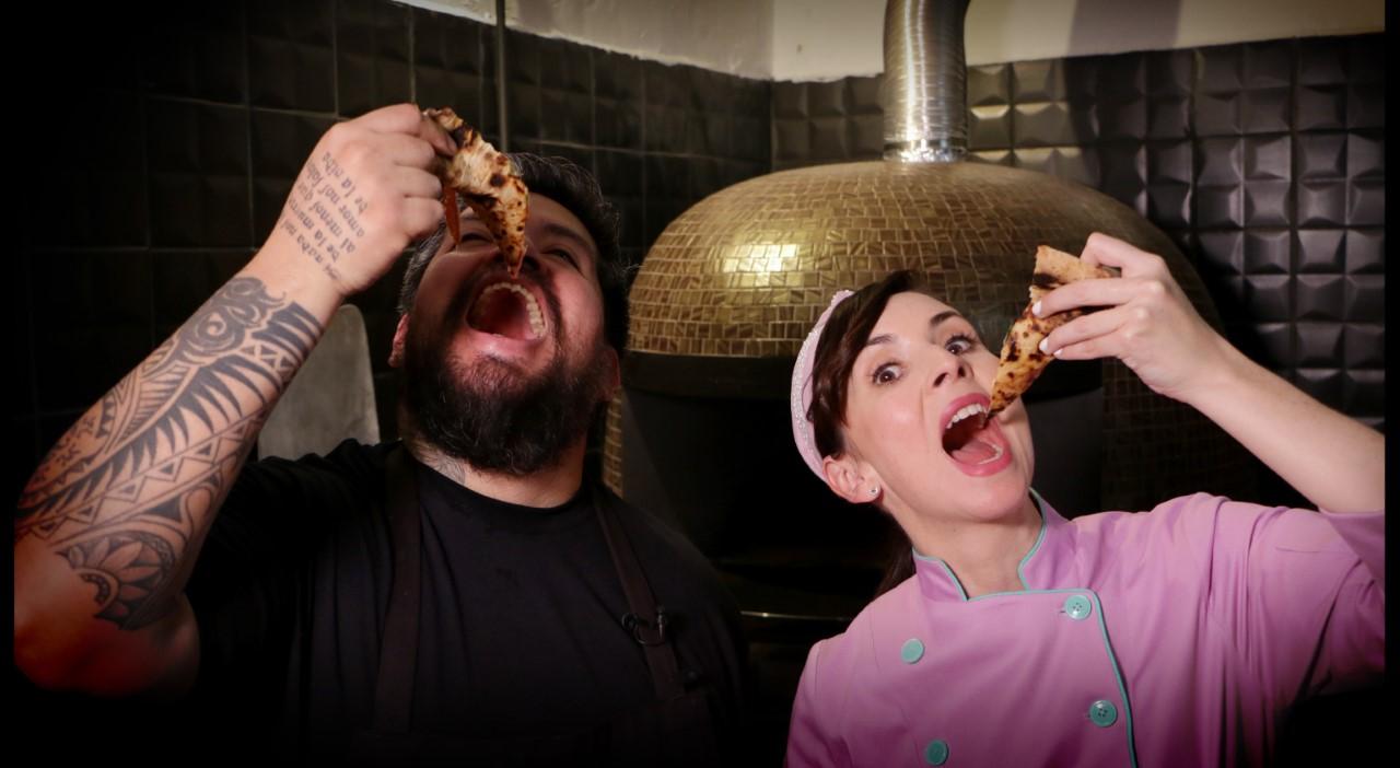 ¡PIZZA, NUTRICIÓN Y DIVERSIÓN!