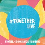 #TOGETHERLIVE: Agua limpia y saneamiento a través de la música