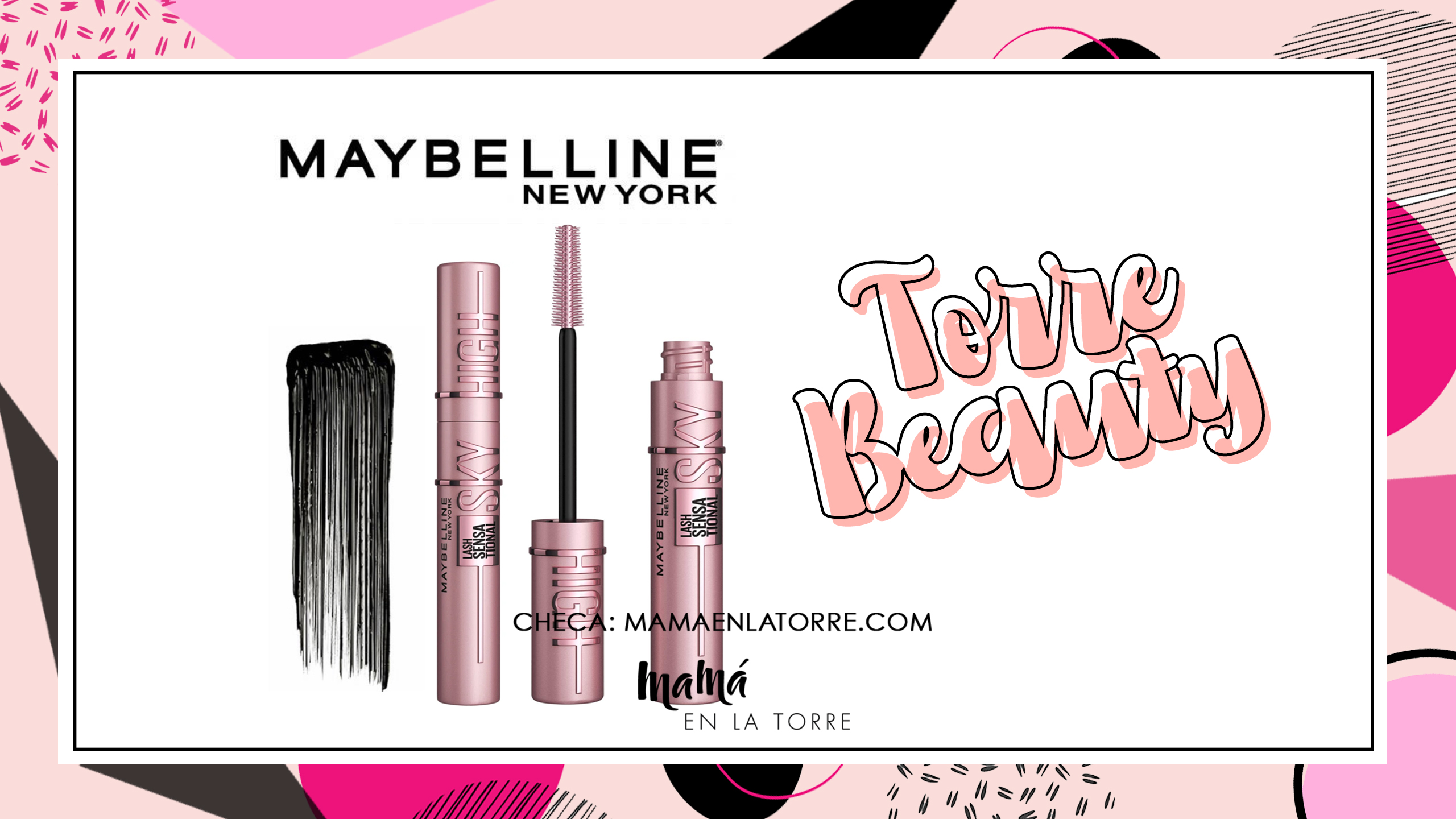 Lash Sensational Sky High – Maybelline