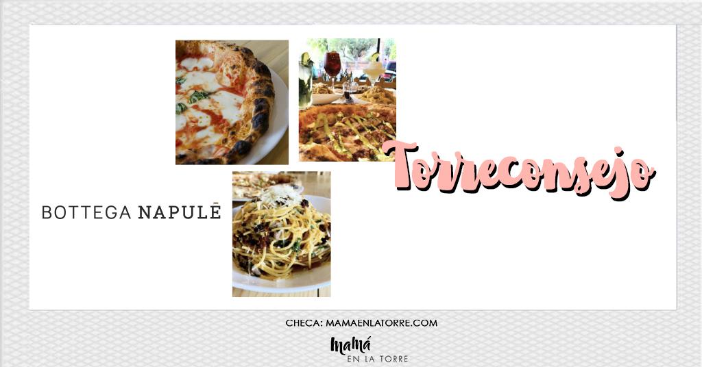 Pizza con sabor a historia